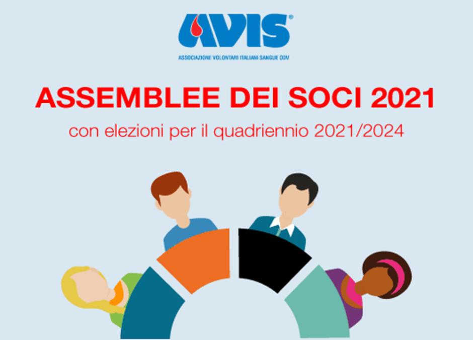 Assemblea annuale dei soci AVIS comunale di Bellano